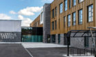 The £55 million Inverurie Community Campus will open its doors on Wednesday September 30.