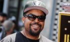 US rapper Ice Cube