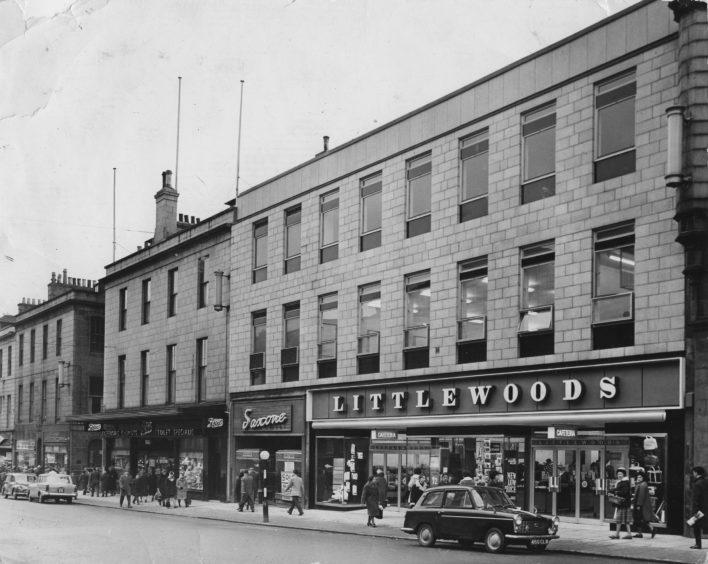 Littlewoods Store, Union Street