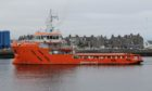 The Malin Sentinel has arrived in Aberdeen after a seven week journey