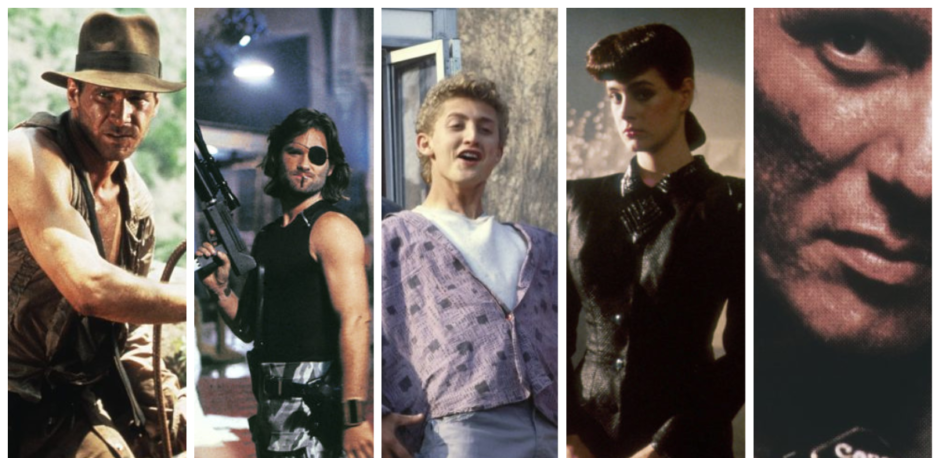 The 80s was the golden age for films that have gone on to be classics