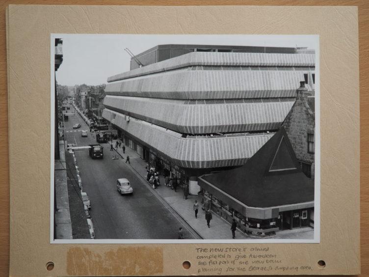 Narco House, George Street - 1969