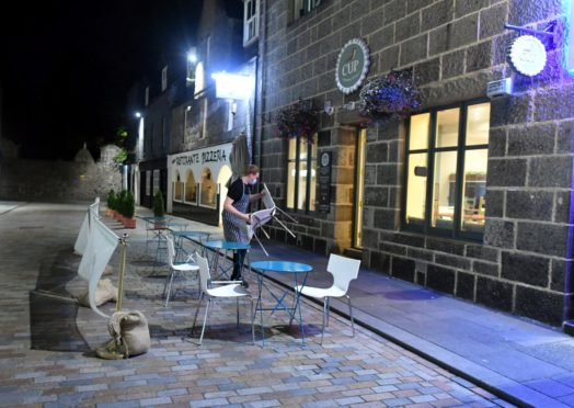 Hospitality businesses are frustrated restrictions are being extended. Picture: Chris Sumner