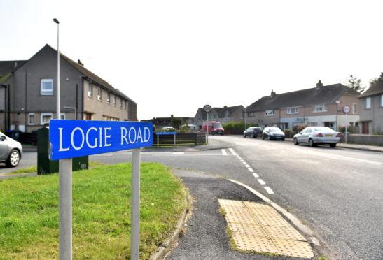 Logie Road, Crimond.