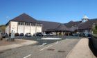 Gairloch High School. Picture by Sandy McCook