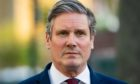 UK Labour leader Sir Keir Starmer