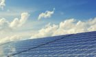 Scottish Water has submitted plans to install almost 2,000 solar panels at Fraserburgh Waste Water Treatment Works (WWTW)