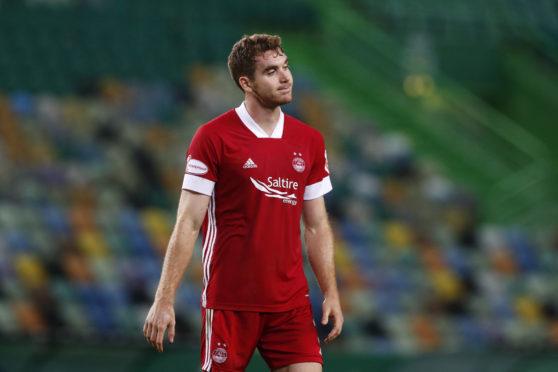 Aberdeen defender Tommie Hoban