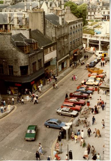 St Nicholas Street - 1985