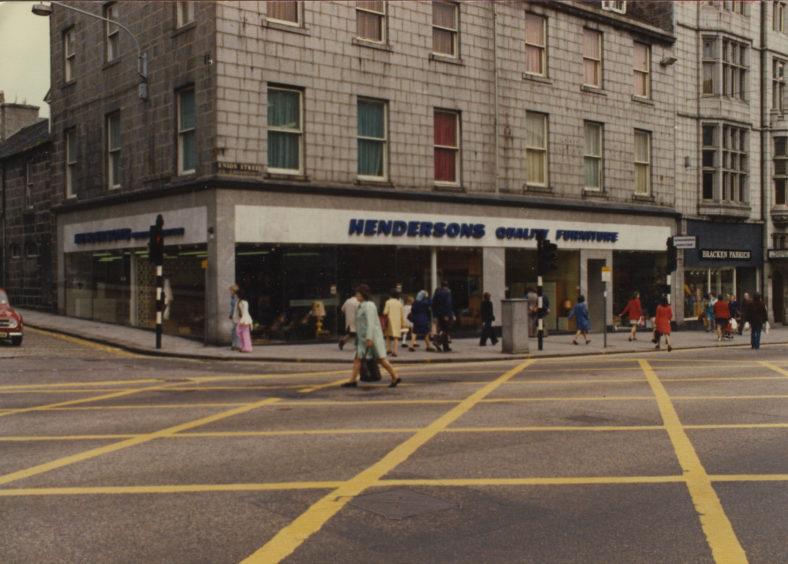 Hendersons on Union Street