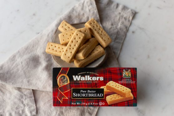 Joe and Jim Walker, joint managing directors of Walkers Shortbread, have pledged their support at this year's virtual Taste of Grampian.