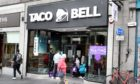 Taco Bell hopes to open a second unit in Aberdeen. Pictured is the first one on Union Street.
