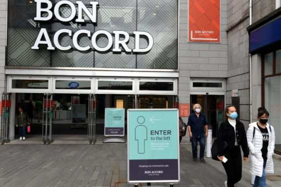 An indoor Christmas market is coming to the Bon Accord Centre.