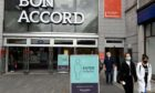 The River Island store in the Bon Accord Centre is set to close