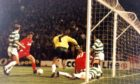 Aberdeen's last winning goal against Celtic at Hampden - 28 years ago.