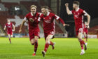 Lewis Ferguson scored as the Dons beat St Mirren earlier this season