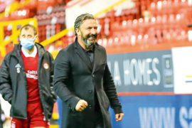 Derek McInnes says transfer window has given Aberdeen 'competitiveness' they didn't have last season