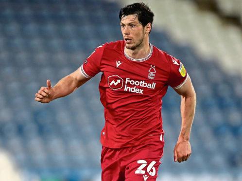 Nottingham Forest's Scott McKenna.