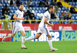 Goal hero Niall McGinn says it was 'unbelievable' feeling to equalise for Northern Ireland in Sarajevo