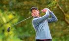 Peterhead golfer Ross Cameron.
