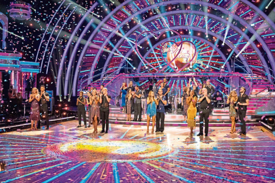 This year's Strictly Come Dancing pairs