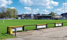Christie Park, Huntly. Picture by Chris Sumner