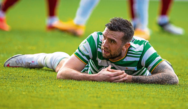 Celtic defender Shane Duffy has come in for criticism for his recent showings, including in the build-up to Aberdeen's second goal on Sunday.