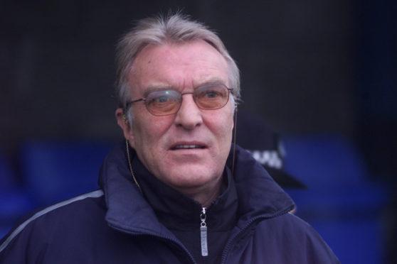 Former Aberdeen manager Ebbe Skovdahl