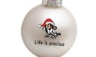 Charlie House has launched its Christmas gifting collection, including new festive baubles