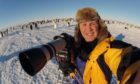 TV wildlife cameraman Doug Allan, one of the keynote speakers at this year's TechFest