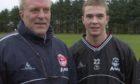 Ebbe Skovdahl and Darren Mackie.