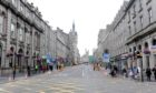 Business leaders are calling on Aberdeen to be moved into level one