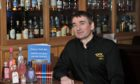 Dennis Forsyth, who owns Cheers Bar in Fraserburgh