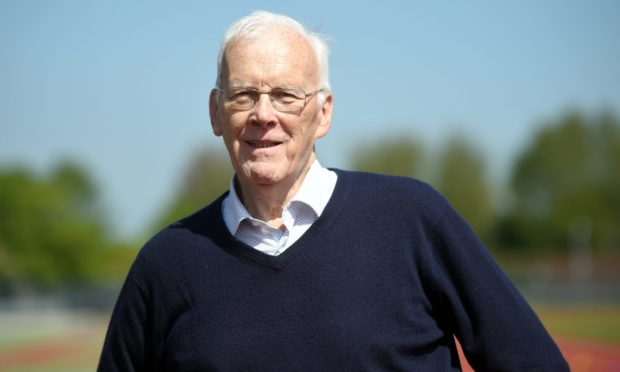Forties at 50: Sir Ian Wood talks about the impact of oil since it was discovered in 1970
