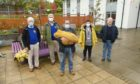 A crocus fundraiser has been launched to raise funds for a summerhouse