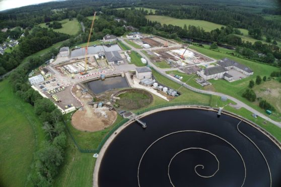 Invercannie waterworks is set for a major revamp
