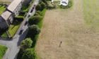 Kincorth playing fields, Aberdeen