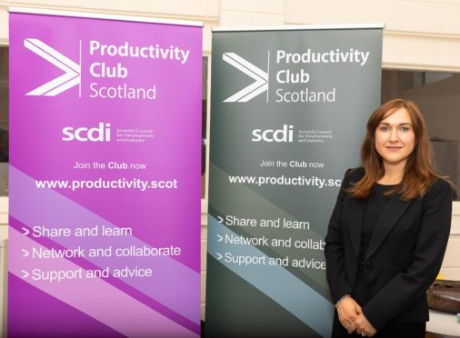 SDCI project manager Ashleigh McCulloch