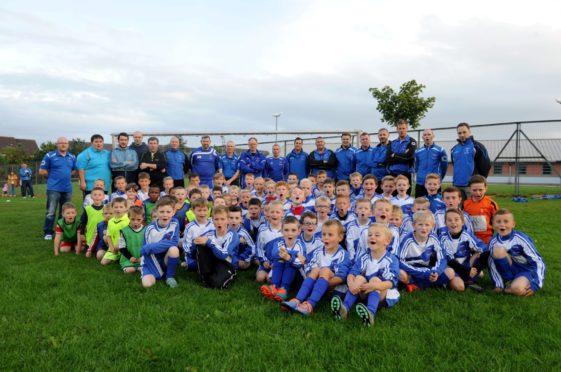 Cove Youth Football Club
