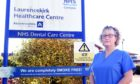 Dr Emma Houghton, of the Laurencekirk Healthcare Centre,