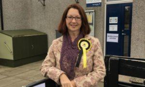 SNP's Louise McAllister
