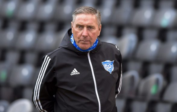 Peterhead manager Jim McInally believes Scottish football should be paused at every level