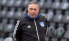 Jim McInally is hoping his side can return to winning ways