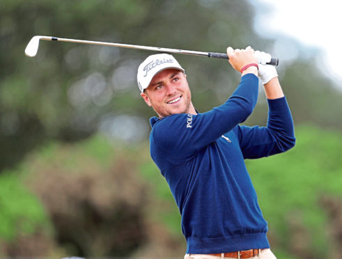 Justin Thomas is someone many of our local professionals are tipping to triumph in Georgia.