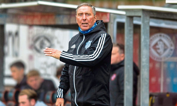 Peterhead manager Jim McInally is upbeat about the prospects of the lower league seasons being finished