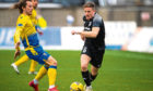 Peterhead suffered a painful Betfred Cup defeat at the hands of St Johnstone last weekend. But Simon Ferry, pictured, and Steven Boyd returned to the starting line-up after injury.
