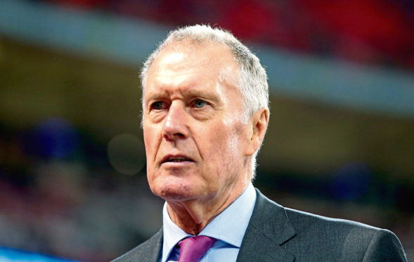 Sir Geoff Hurst has seen fellow World Cup winner Bobby Charlton suffer from dementia.