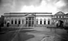 Aberdeen Art Gallery as it originally was, in this photograph taken not long after it opened in 1885.