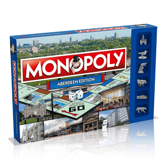 Aberdeen Monoplay - The Works