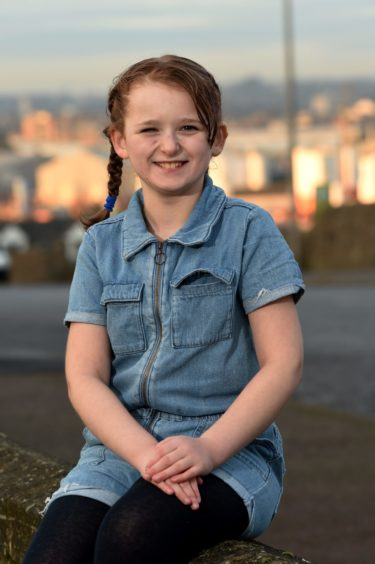 "Proton beam therapy would be ""life-saving"" for Megan."